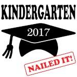 2017 Kindergarten Nailed it
