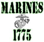 Marines 1775 Green