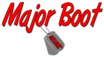 USMC - Major Boot