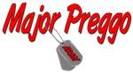 Army Major Preggo