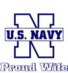 Navy Proud Wife