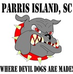 Parris Island SC Where Devil Dogs are made