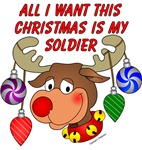 All I want this Christmas is my Soldier
