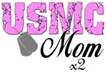 USMC Mom x2