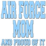 Air Force Mom and Proud of it