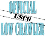 Official USCG Low Crawler (2 colors inside)
