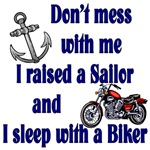 Missie's Raised a Sailor Sleep with a Biker