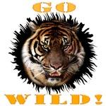 Go Wild Tiger