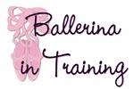 Ballerina in Training