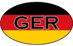 German Stickers