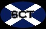 Scottish Stickers
