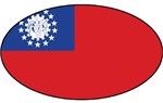Myanmar Stickers