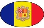 Andorran stickers
