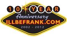 Website 10 Year Anniversary