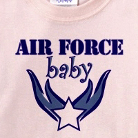 Air Force Baby/Brat
