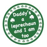 Daddy Is a Leprechaun
