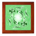 Dragons in Flight: Green
