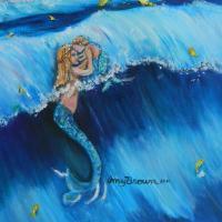 New Born Baby Mermaid