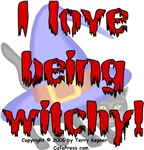 I Love Being Witchy (big)
