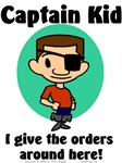 Captain Kid - I Give The Orders (boy)