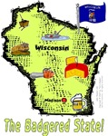 WI - The Badgered State!
