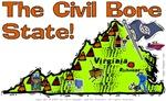 VA - The Civil Bore State!