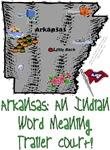 AR -Arkansas: An Indian Word Meaning...