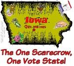 IA - The One Scarecrow, One Vote...
