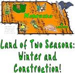 NE - Land of Two Seasons...