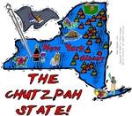 NY - The Chutzpah State!