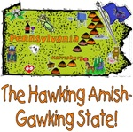 PA - The Hawking Amish-Gawking State!