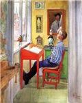 Carl Esbjorn Larsson Homework