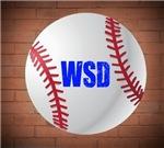 WSD Ball Logo