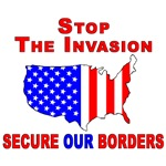 Immigrants Stop The Invasion