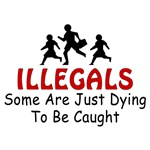 Alien Illegals Dying