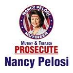Prosecute Nancy Pelosi