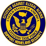 Citizens Task Force Against Illegal Aliens (blue)