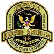 Operation Defend America (green)