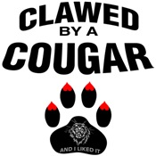 Clawed By A Cougar