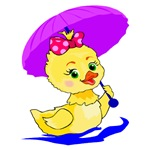 Baby Duck Adorable Gifts, Baby Wear and Bibs!