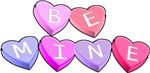 Valentine's Day:Be Mine Candy:Gifts & Tee's