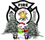Firefighter Christmas Gifts and Apparel