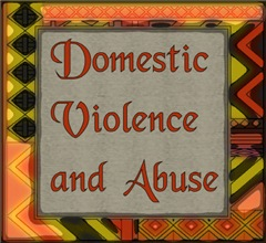 DOMESTIC VIOLENCE AWARENESS T-SHIRTS AND GIFTS
