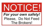Notice / Brokers
