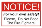 Notice / Fire