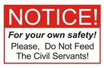 Notice / Civil Servants
