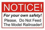 Notice / Model Railroader