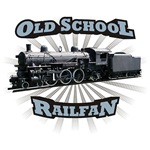 Old School Railfan