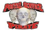 Postal Service Pirate