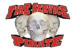 Fire Service Pirate